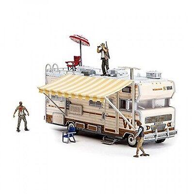 Mcfarlane Toys Construction Sets The Walking Dead Tv Dales Rv Set  New