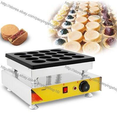 Nonstick Electric Red Bean Dora Cake Baker Imagawayaki Maker Obanyaki Machine