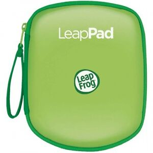 LeapFrog LeapPad Carrying Case, Green, Works with LeapPad2 LeapPad1 Tablets