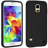 Silicone Skin Jelly Case for Samsung Galaxy S5