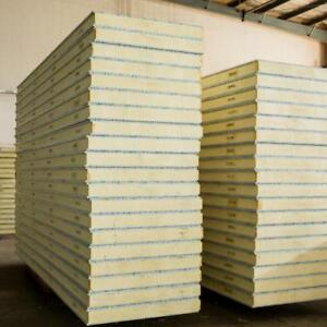 """Cooler & Freezer Panels 3"""" and 6"""" New & Used, Blowout Prices!"""
