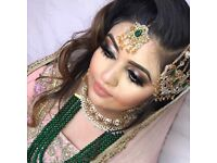 ASIAN BRIDAL OFFER! 30% OFF! Specialising in Makeup for Weddings, Asian Bridal, Parties