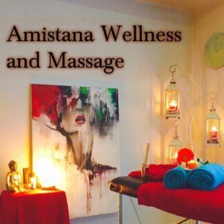Amistana wellness and massage