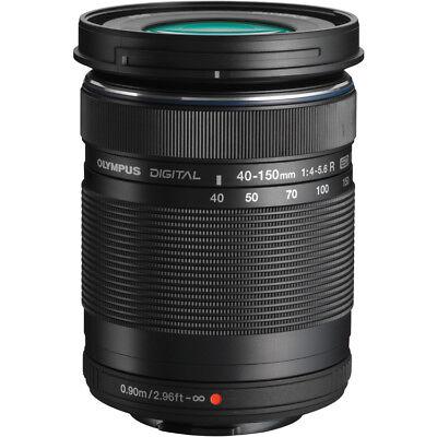 Olympus M.Zuiko Digital ED 40-150mm F4.0-5.6 MSC R Lens - Black