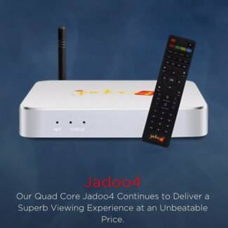 JADOO 4Q QUAD CORE | ONE TIME PAYMENT ONLY | NO RECHARGE