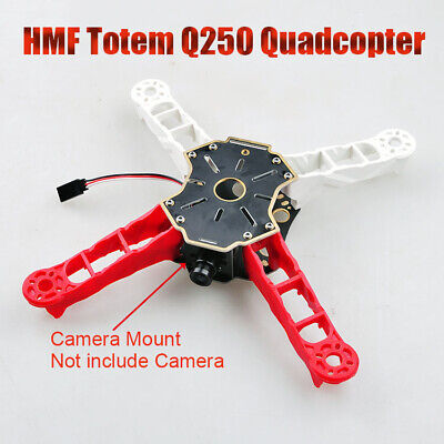 NEW 250 MM Moral Carbon Fiber Mini Quadcopter Multicopter Frame Kit FREE US SHIP