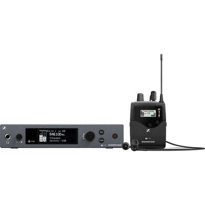 Sennheiser ew IEM G4 Wireless Monitor System (G: 566 to 608 MHz) Freq. G - MINT
