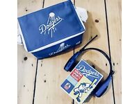 LA Dodgers Stadium Cool Bag & Sports Radio