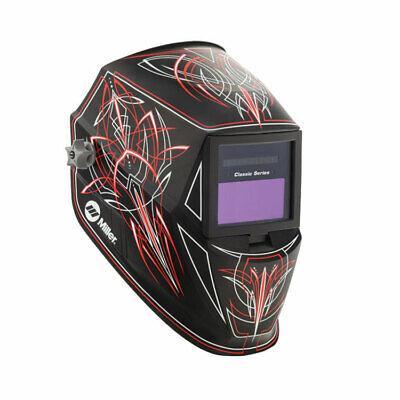 Miller 271349 Classic Series Auto Darkening Welding Helmet Rise