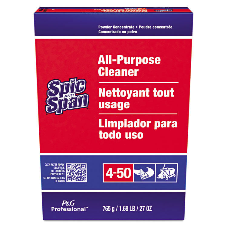 Spic and Span All-Purpose Floor Cleaner 27 oz Box 31973EA