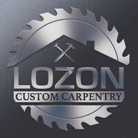 Lozon Custom Carpentry