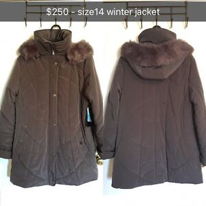 Winter Jacket- ladies size 14