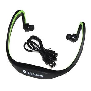 Sports Wireless Bluetooth Earphones With Microphone