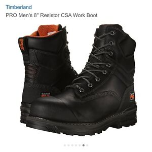 Timberland PRO resistor work boots
