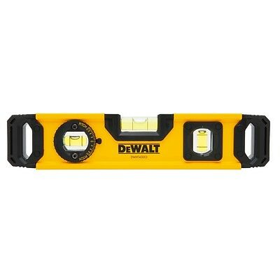 Dewalt 9 Magnetic Torpedo Level Dwht43003
