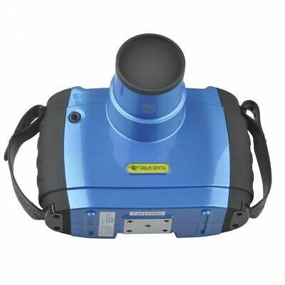 Portable Dental Digital X-ray Unit Wireless X-ray Image System Blue Metal Box