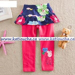 Peppa Le Cochon pantalon, Peppa Pig legging pants...Masha & Bear West Island Greater Montréal image 10