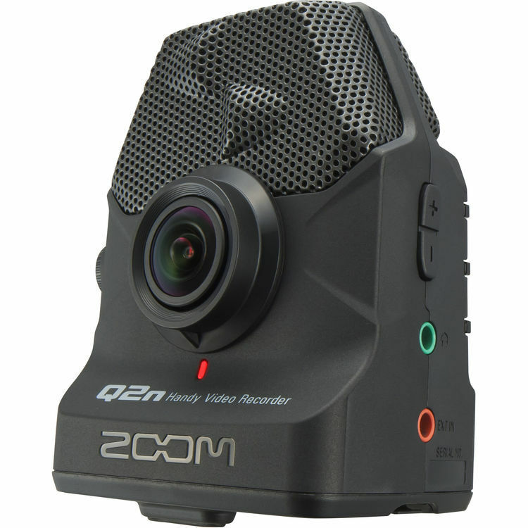 Zoom Q2N Handy Video Recorder, New!