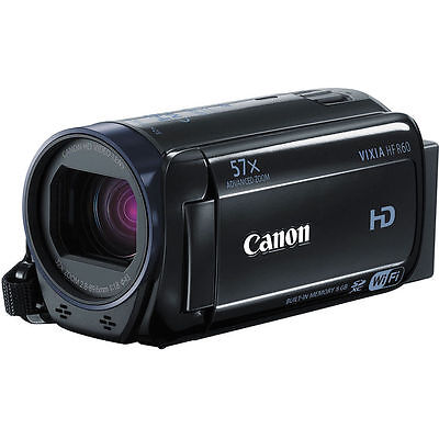 Canon Legria HF R60 from 6ave