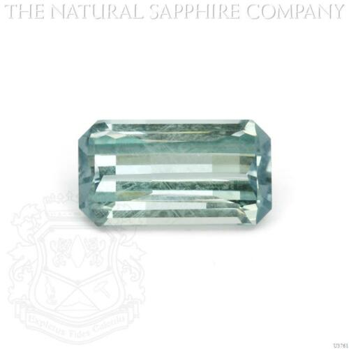 Natural Untreated Greenish Blue Sapphire, 2.50ct. (U3761)