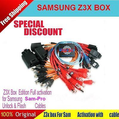Z3X Box For Samsung with cables z3x box Samsung Full Sam-PRO Activation segunda mano  Embacar hacia Argentina