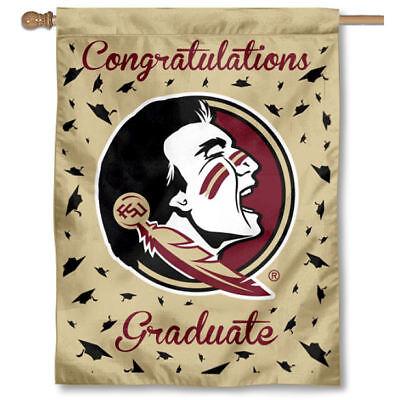 Florida State University Graduation Gift Decorative - Fsu Decor