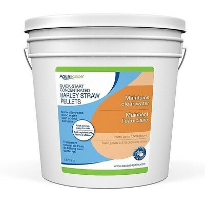 Aquascape Quick Start Concentrated Barley Straw Pellets -...