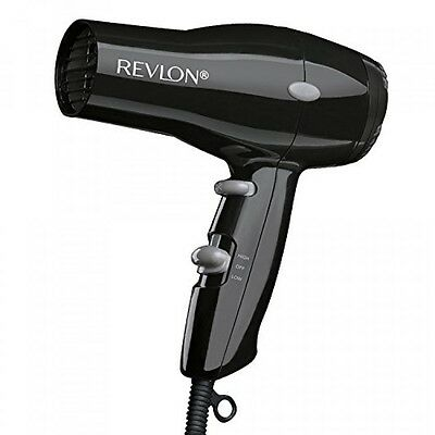 Revlon Rvdr5034 1875w Turbo Dryer, 2 Speed, Black