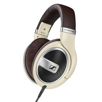 SENNHEISER HD 599 Around-Ear Headphones AUTHORIZED-USA-DEALER $250 list !