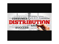 Do you need a leaflet distributer?