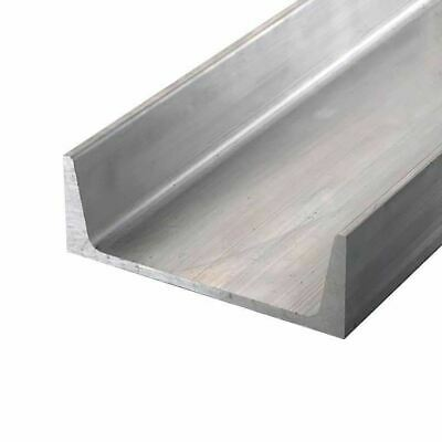 6061-t6 Aluminum Channel 9 X 2.65 X 72 Inches