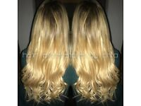 5A Grade Hair Extensions - Mobile Manchester/ Oldham/ Rochdale/ Ashton/ Bury/ Huddersfield/Leeds
