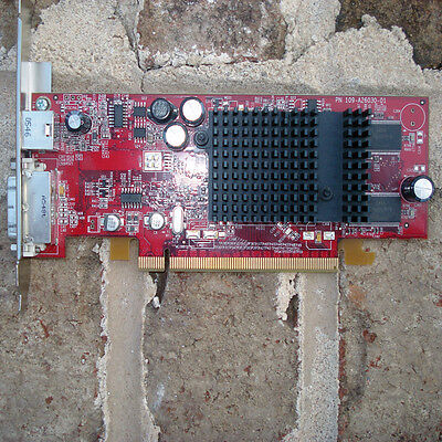 Computer Hardware - Video Card - ATI Radeon X600 SE 128MB PCI-Express x16 DVI (Computer Ati Radeon X600)