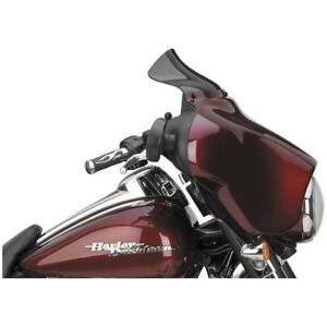 7 inch Wind Splitter Style Windshield for 2014+ Harley Touring