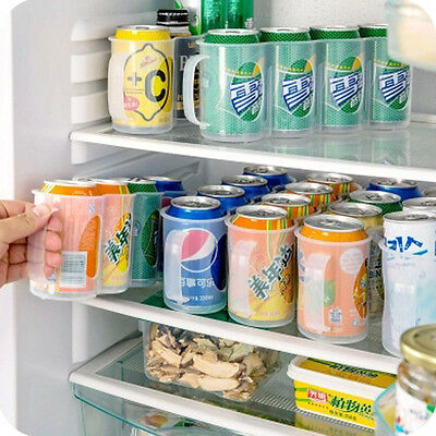 Refrigerator Beverage、Beer Storage Baskets Rack Box Rack Storage Container 04