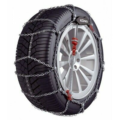 Genuine Brand New Thule CD-9 030 Snow Chains Supplied By Fiat 71806428