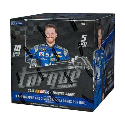 2016 Panini Torque Racing Hobby Box ()