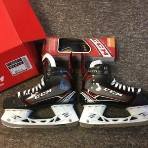 CCM FT1 Jr. hockey skates 2018 (like new)