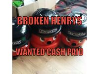 henry hoovers needed