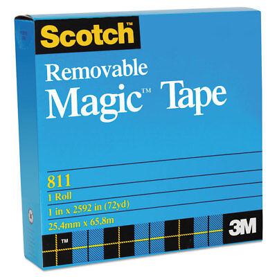 Scotch Removable Tape 3/4