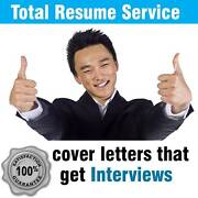Resume Writers - Resume Writing Services -  Total Resume Service Melbourne CBD Melbourne City Preview