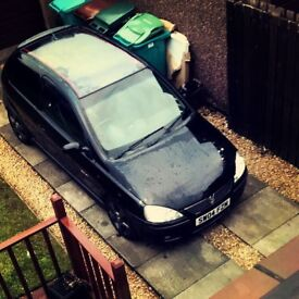 Corsa exclusiv for sale or swap