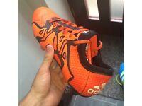 Adidas X15 Primeknit FG/AG Football Boots - RRP £220