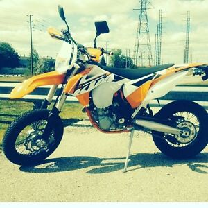 2015 ktm exc 500 dirt rim set for sale