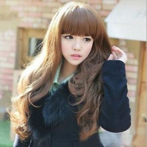 Long Wavy Curly High Quality Wig 55-65cm,black,brown,light brown Yellowknife Northwest Territories image 3