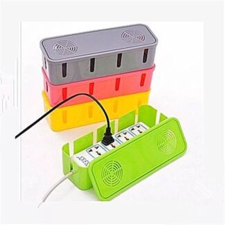 power extension outlet collection box