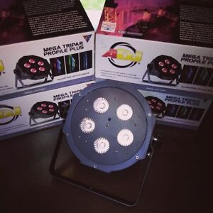 American DJ Mega TriPar Profile Plus LED DJ Stage Lighting