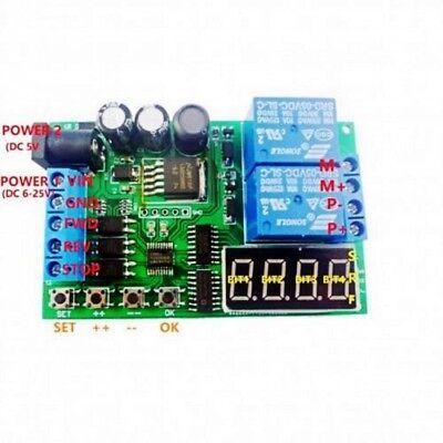 Multi-function Motor Forward Reverse Controller Motor Start Stop Limit Switch