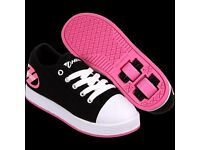 Brand new from Heelys is the X2 Fresh model. Size 2 £30