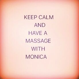 Monica's amazing massage - Website with NEW pics!